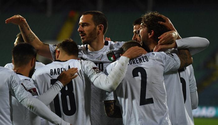 Збірна Італії оголосила склад на Євро-2020