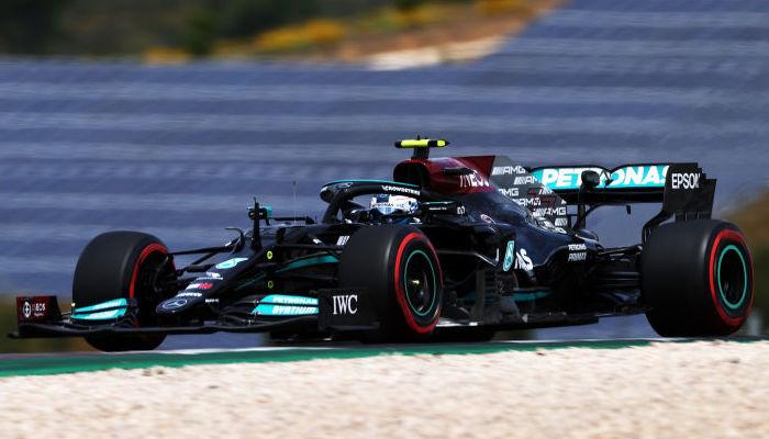 Боттас випередив Хемілтона на 0,007 секунди і виграв кваліфікацію Гран-прі Португалії