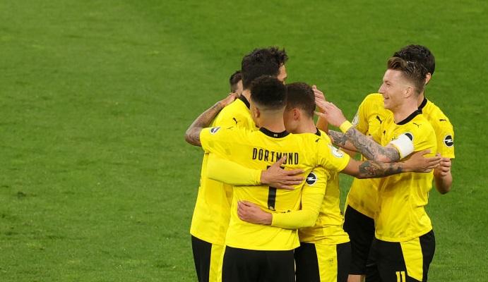 Боруссія Д розбила Хольштайн Кіль і вийшла у фінал Кубка Німеччини
