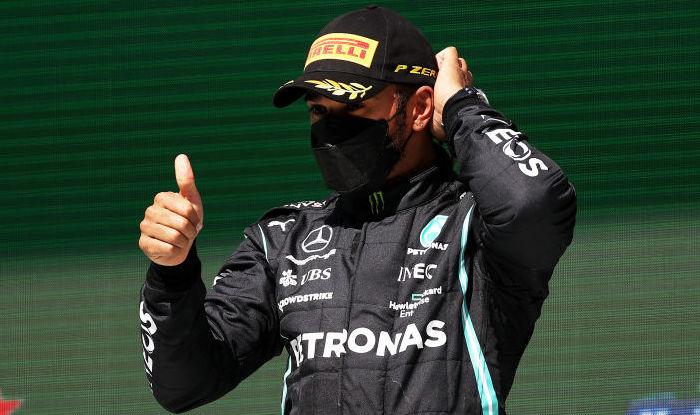 Общий зачет Формулы-1: Хэмилтон увеличил отрыв от Ферстаппена до восьми очков