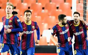 Валенсия — Барселона. Видео обзор матча за 2 мая