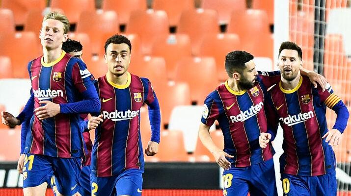 Бареслона — Атлетико где смотреть в прямом эфире трансляцию матча