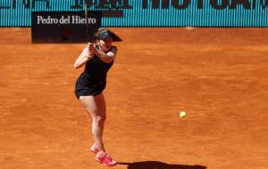 Халеп поступилася Кербер у другому колі турніру в Римі