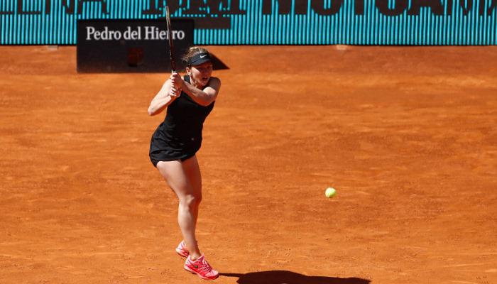 Халеп уступила Кербер во втором круге турнира в Риме