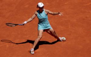 Барті стала першою фіналісткою турніру в Мадриді