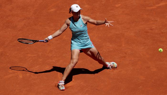 Барти стала первой финалисткой турнира в Мадриде