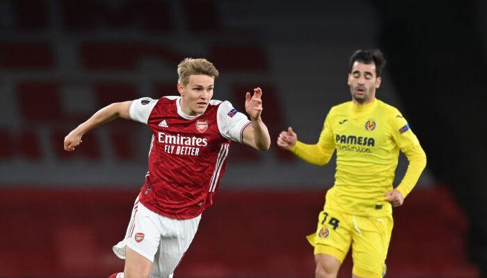Вильярреал сыграл вничью с Арсеналом в ответном матче и вышел в финал Лиги Европы