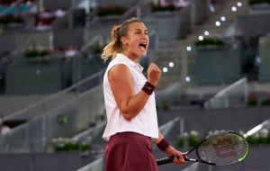 Соболенко победила Барти и выиграла турнир WTA в Мадриде