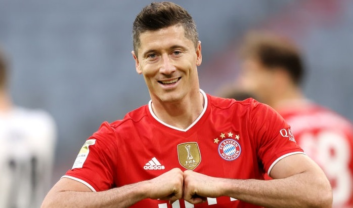 Бавария в чемпионском матче разгромила Боруссию М