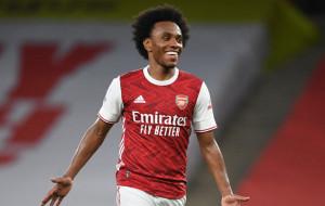 Виллиан покинет Арсенал в конце сезона