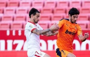 Севилья — Валенсия. Видео обзор матча за 12 мая