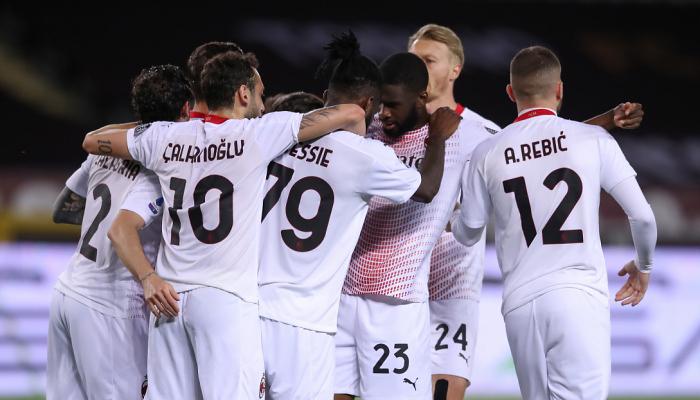 Милан разгромил Торино, забив семь безответных мячей