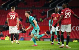Манчестер Юнайтед – Ліверпуль. Відео огляд матчу за 13 травня