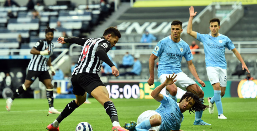 Хет-трик Торреса допоміг Манчестер Сіті вирвати перемогу у Ньюкасла в матчі з сімома голами