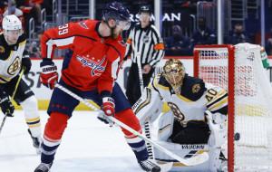 Плей-офф НХЛ. Вашингтон в овертаймі переміг Бостон