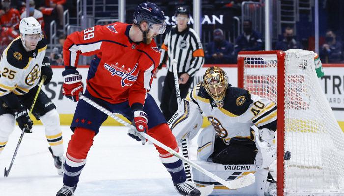 Плей-офф НХЛ. Вашингтон в овертайме победил Бостон