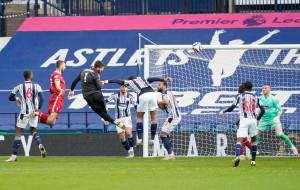Алиссон принес Ливерпулю победу над Вест Бромвичем