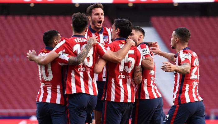 Вальядолид – Атлетико где смотреть в прямом эфире трансляцию матча