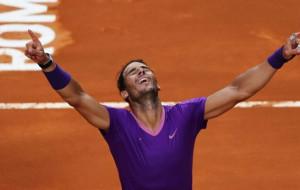 Надаль победил Джоковича и в десятый раз выиграл Мастерс в Риме