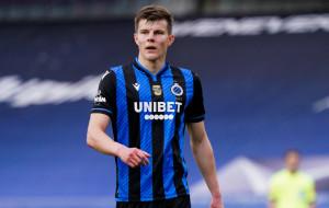 Соболь забив переможний гол у матчі чемпіонату Бельгії проти Сен-Жілуаза
