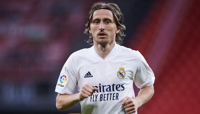 Реал продовжив контракт з Модричем до 2022 року