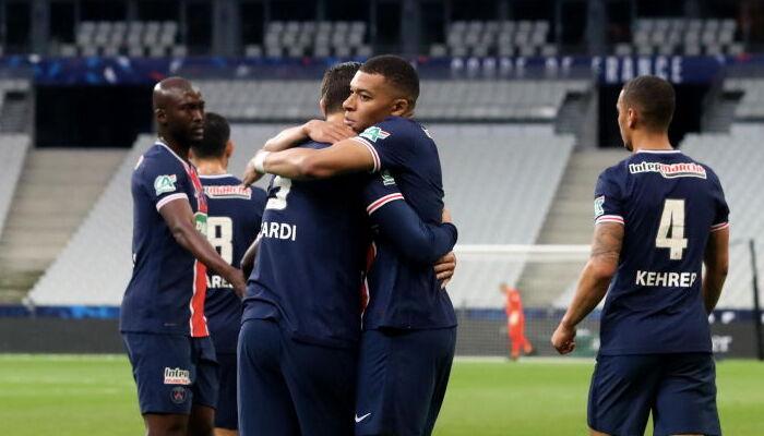 ПСЖ обыграл Монако и стал победителем Кубка Франции 2020/21