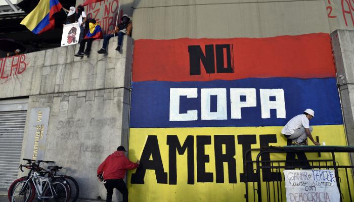 Колумбія не прийматиме матчі Копа Америка-2021