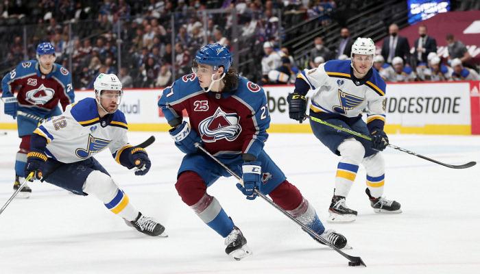 НХЛ. Колорадо знону обіграв Сент-Луїс, Вінніпег повів у серії з Едмонтоном