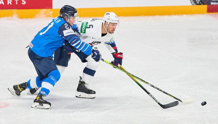 ЧС з хокею: США обіграли Канаду, перемоги Швейцарії та Білорусі