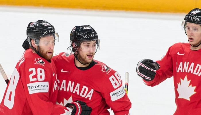ЧС з хокею: Канада обіграла Норвегію, Великобританія – Білорусь, перемоги Казахстану та Росії