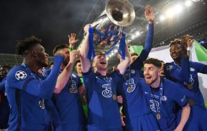 Манчестер Сіті – Челсі: церемонія нагородження переможця Ліги чемпіонів (відео)