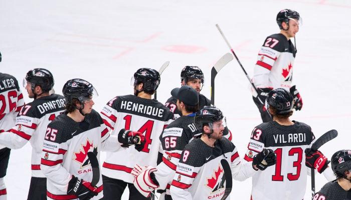 ЧМ по хоккею: Финляндия обыграла Латвию, Швеция — Словакию, победы Швейцарии и Канады