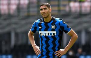Агент Хакими подтвердил, что защитник покинет Интер