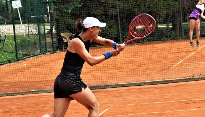 Калинина выиграла турнир ITF в Загребе