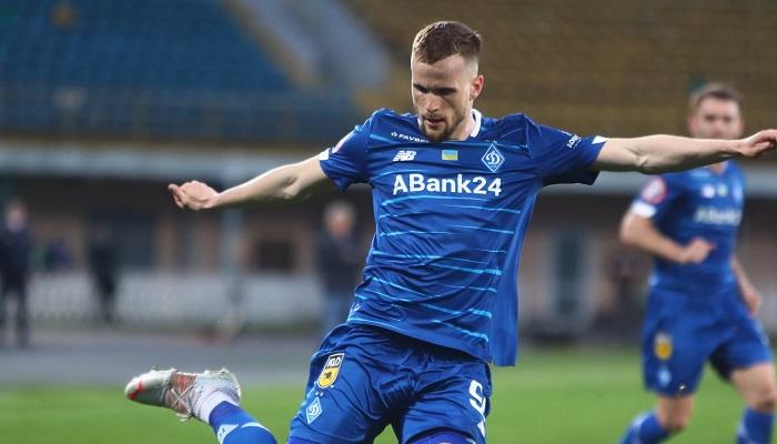Кенджера провів свій 100-й матч в чемпіонаті України