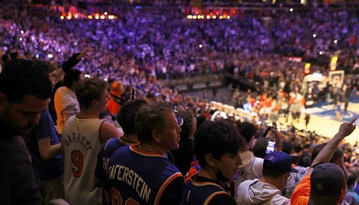 Нью-Йорк и Филадельфия «забанили» фанатов после скандальных инцидентов в НБА