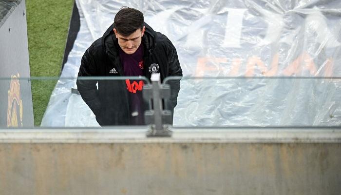 Магуайр пропустив тренування МЮ перед фіналом Ліги Європи