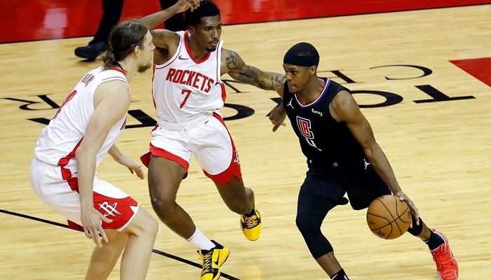 НБА. Кліпперс програли Г'юстону, перемоги Юти і Філадельфії