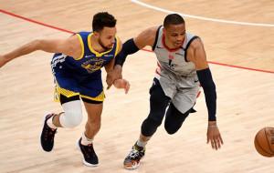 Карри и Уэстбрук — лучшие игроки НБА в мае