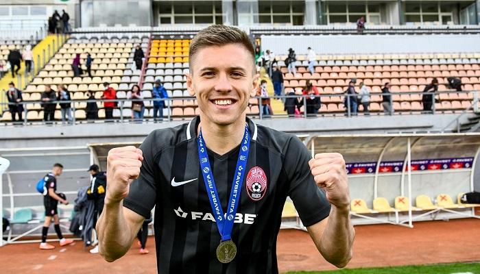 Назарина – кращий гравець травня в Favbet Лізі, Луческу – кращий тренер