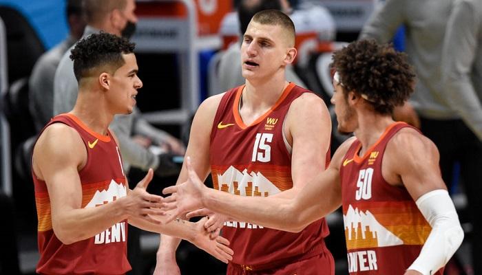 Денвер Наггетс вийшли в плей-офф НБА
