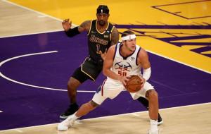 НБА. Лейкерс обіграли Денвер, перемоги Юти і Філадельфії