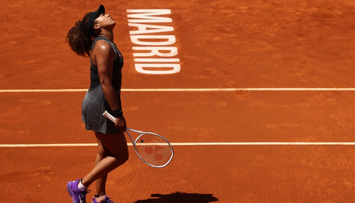 Осака проиграла Муховой и покинула турнир в Мадриде