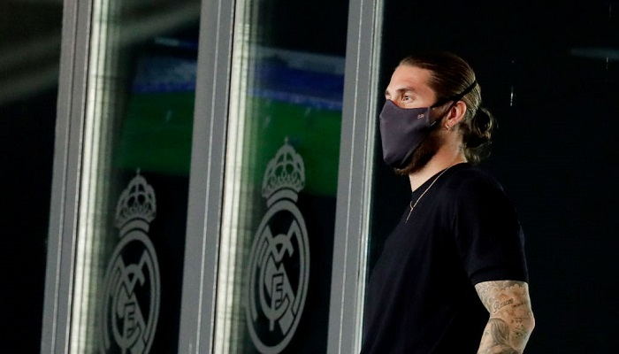 Рамос пропустить матч Реала проти Осасуни
