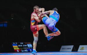 Украинец Михайлов завоевал лицензию на Олимпиаду в Токио в вольной борьбе