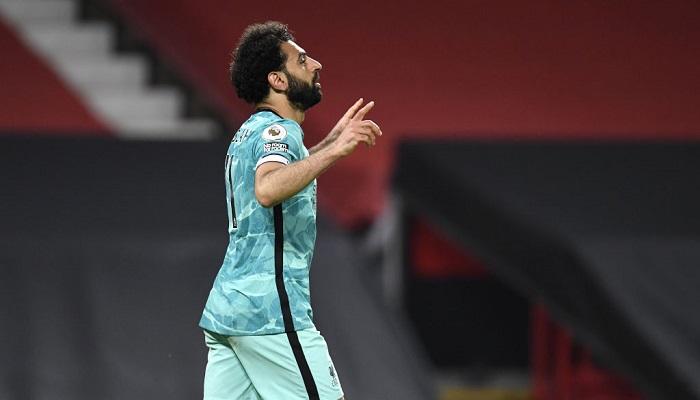 Ливерпуль начал переговоры с Салахом о новом контракте
