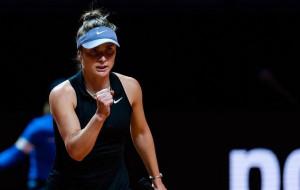 Свитолина пропустит первый круг турнира в Риме