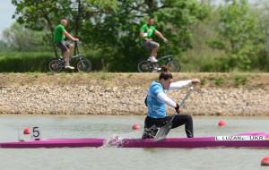 Україна виграла п'ять медалей у другий день етапу Кубка світу з веслування на байдарках і каное в Сегеді