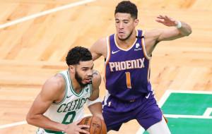 Букер і Тейтум – гравці тижня в НБА