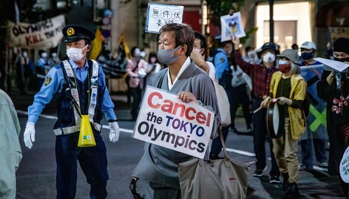 83% японцев выступают против проведения Олимпиады летом нынешнего года — опрос